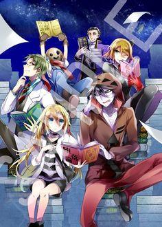 Angel of death I Love Anime, All Anime, Anime Art, Angel Of Death, Fanarts Anime, Anime Characters, Fictional Characters, Magic Anime, Ib Game