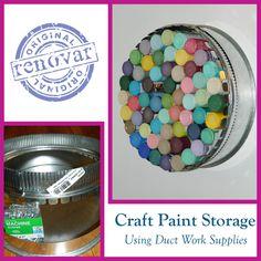 Paint Storage Renovar Design