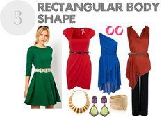 """""""Rectangular body shape"""" by albagomezimage ❤ liked on Polyvore"""