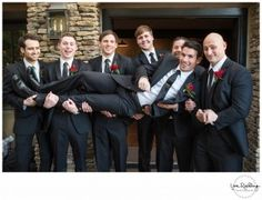 Groomsmen photo idea