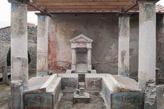 Pompeya La Casa del Efebo. Pompeya abre al público 6 nuevas 'domus' · National Geographic en español. · Actualidad