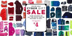 Score lots for less during @oldnavy's Cyber Sale! Track them on worthit.co!