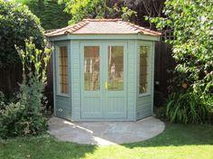 1.8 x 2.5m Octagonal Wiveton Summerhouse