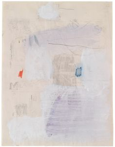 Outside The Lines - paintedout:   Robert Rauschenberg, Untitled