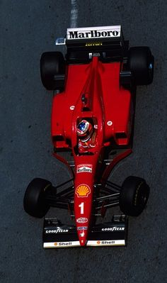 Michael Schumacher | 1996 Ferrari F310