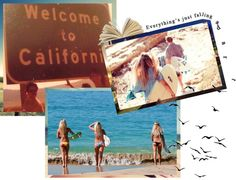 """""""California Gurls"""" by fashionistacity on Polyvore"""