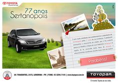 Toyopar | Aniv. de Sertanópolis