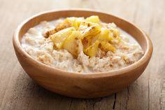 Recette santé de gruau aux pommes et aux graines de lin - Sélection du Reader's Digest