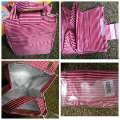 Durable insulated lunch bag that can actually fit my lunch. The lunch bag is approximately 9.5 x 7.5 x 7 inches and I love how this bag when empty can be folded up and stored away. The bag is insulated so it will keep your meal either cool or warm. I would recommend this item because it can fit the normal water bottles too! #lunchgear #lunchbag #insulated #StarReviews #discounted #ad