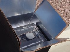 Solar Cookers come in all shapes and sizes!