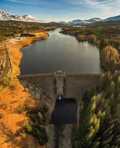 Laggan Dam, Scotland