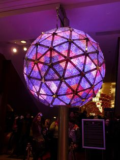 Times Square New Years Eve Ball Held Macy Store Street #newyork, #NYC, #pinsland, https://apps.facebook.com/yangutu