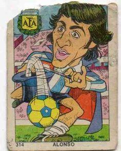 Alonso #314 - Argentina 1976