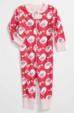 Hanna Andersson Fitted Coveralls (Infant) available at Nordstrom