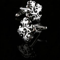 Silver Totem Cufflinks for $27.99
