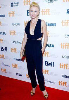 Naomi Watts in Stella McCartney Toronto International Film Festival