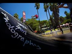 how to Sport Photography (Ultimate X Demo Sun City) - YouTube