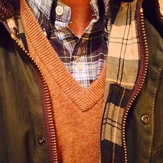 """""""One can never have enough plaid and tartan @barbour @orvis @ralphlauren"""""""