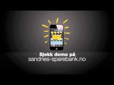On 15 June, Sandnes Sparebank launched its new mobile bank. Simple and easily recognisable. 15 June, New Mobile, It Works, Product Launch, Digital, Simple, Greenfinch