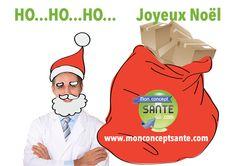 www.monconceptsante.com #Noël #cadeaux