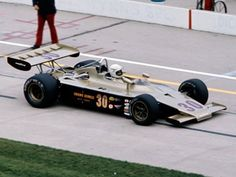 Jerry Karl drove Smokey Yunick's 1972 Eagle with turbocharged Chevrolet engine at the 1973 Indy Copyright Glenn Snyder Used with permission. Indy Car Racing, Indy Cars, Phoenix International Raceway, 500 Cars, Usa 2016, Indianapolis Motor Speedway, Festival Of Speed, Vintage Racing, Fast Cars