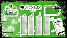 More Than a 3D Printing Pen - 3DSimo Mini Is The Ultimate Creator's Tool