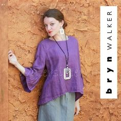 Bryn Walker-Love it? Double click for more info and all of our natural-fiber clothing or to purchase. Follow our daily inspirations here: www.facebook.com/... Shop our artistic inspired- natural fiber clothing here: ebay.com/Watersister Stop in and shop locally at 2259 2nd Ave S St Petersburg, Florida