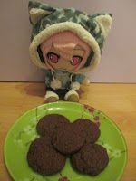 Otaku Family: Chocolate Cookies