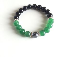 A personal favorite from my Etsy shop https://www.etsy.com/listing/260164289/the-heart-chakra-genuine-black-onyx