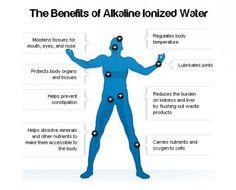 drinking alkaline water side effects