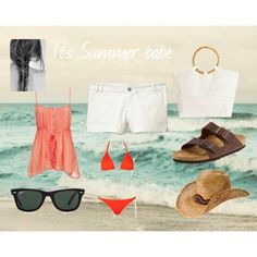 """""""Summer"""" by direction-one on Polyvore"""
