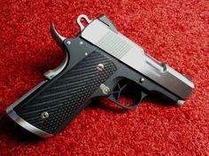 The Colt Defender | Best 9mm Handguns For Women | https://guncarrier.com/9mm-handguns-for-women/