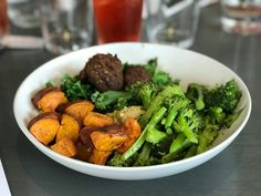 Sweet Potato Buddha Bowl - My Fresh Dietitian: Dietitian-Crafted Recipes and Weekly Meal Plans delivered via Amazon Fresh