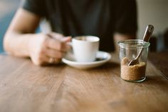 negotiated:  coffee and conversation byCindy