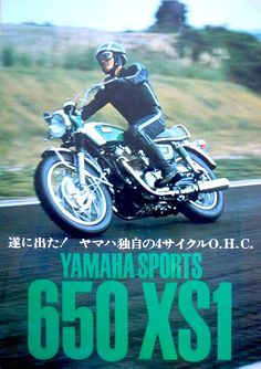 Yamaha 650 – the marquis Yamaha Motorcycles, Custom Motorcycles, Cars And Motorcycles, Yamaha 650, Yamaha Sport, Motocross, Sr500, Honda, Motorcycle Posters