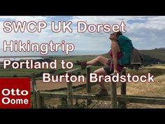SWCP Hikingtrip UK Dorset Portland naar Burton Bradstock - YouTube
