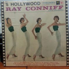 Ray Conniff - S Hollywood - Capa Dura (lp) - R$ 20,00 no MercadoLivre