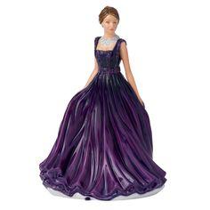 RP: Diane, Pretty Ladies Petite, Royal Doulton Figurine