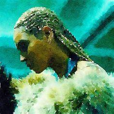 Beyonce Lemonade Watercolor Print