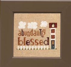 The Trilogy - Daily Reminder - Abundantly Blessed – Stoney Creek Online Store