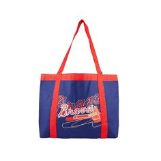 Atlanta Braves MLB Team Tailgate Tote