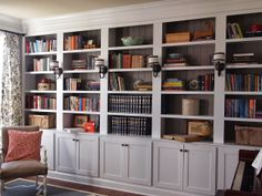 Our D.I.Y bookshelves are now featured on: www.6thstreetdesignschool.blogspot.com