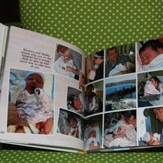 Make the idea of a new baby more of a reality for your child by looking at pictures of when he/she was born, as young children have an easier time dealing with new situations if you relate it to their own experiences. I made a photo book for my daughter before our second child was born. It included my pregnancy, ultrasound pictures, our stay in the hospital, all the people who came to visit her, what she was like as a baby, and what she was like when she started getting bigger.