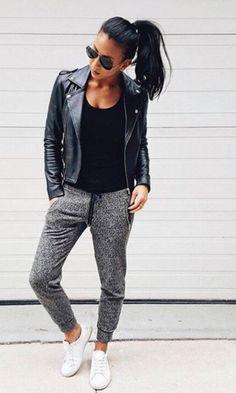 Look: Jaqueta + Comfy Pants