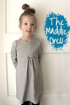 eat.sleep.MAKE.: CRAFT: The Maddie Dress