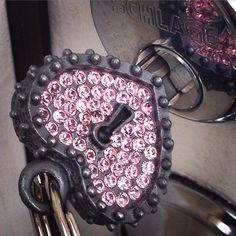 unlock her heart for Valentine's Day...#keystomycastle.com