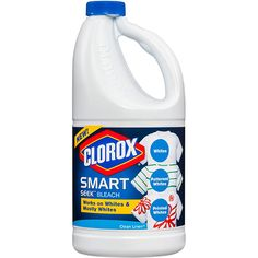 Best New Laundry Stain Remover | Clorox Smart Seek Bleach