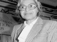 Rosa Parks - Mini Bio - YouTube
