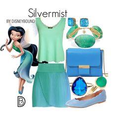Disney Bound - Silvermist