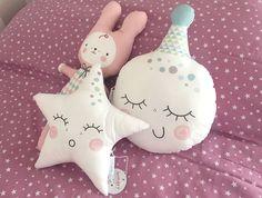 Cojines Decorativos y Muñecos de Tela ideales para los niños, | Pintando una mamá